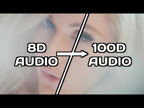 Ellie Goulding - Love Me Like You Do (This 100D Audio | Not 8d Audio ) Use HeadPhones , Subscribe