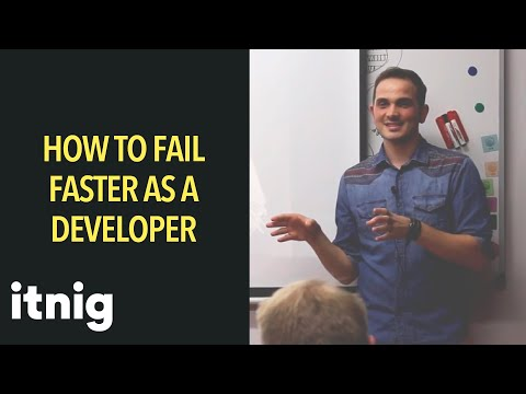How To Fail Faster As A Developer