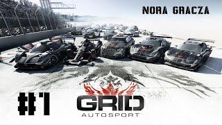 GRID Autosport - Gameplay PL #1 [PS3]