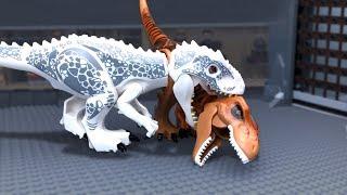 LEGO Мультики про ДИНОЗАВРОВ 🔵 ЛЕГО Мир Юрского Периода- 8  🦖