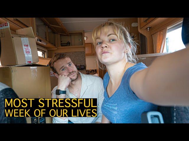 WE BOUGHT A MOTORHOME | vanlife uk