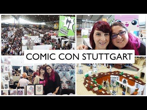 CONVLOG Comic Con Stuttgart 2017 Abenteuer | Lemon on Tour