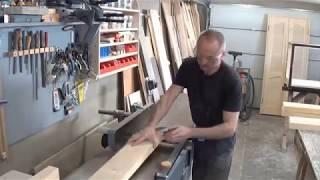 Изготовление стола в деталях 1 часть