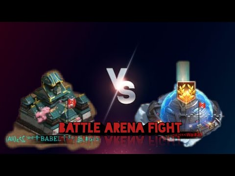 Last Empire War.z Battle Arena Fight (2vs2)