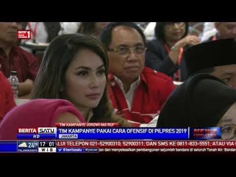 109 Jubir Ikut Serta Pembekalan Timses Pemenangan Jokowi