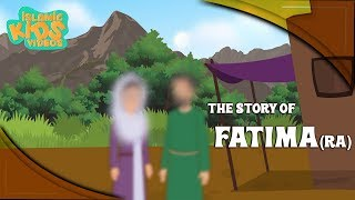 Family Of Prophet Muhammad (SAW) Stories | Hazrat Fatima (RA) | Quran Stories