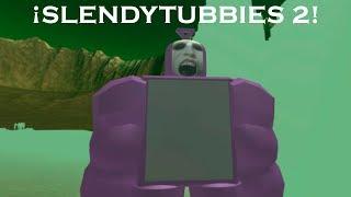 ¡SLENDYTUBBIES 2 EN ROBLOX! |Roblox #4|
