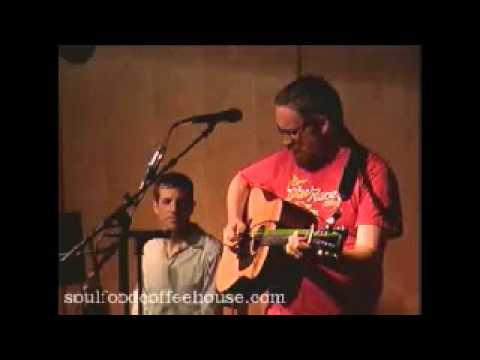 Scott Barkan and Aaron English