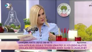 20 04 2017  Derya Baykal'la Gülümse Programı  PROF  DR  FATİH ŞENDAĞ Bölüm 2
