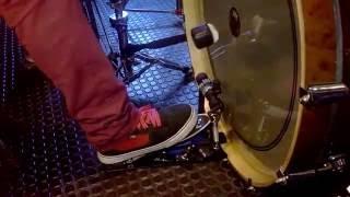 Test DW 3000 drum pedal