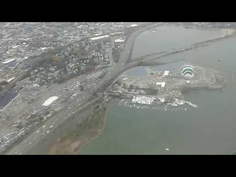 LANDING - Boston Logan International Airport - Massport (BOS)