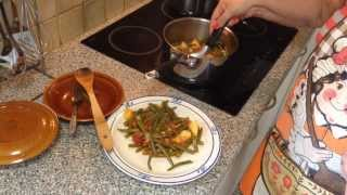 Fasolakia (string Beans) Recipe