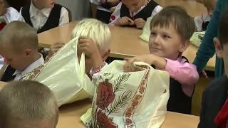 Подарунки дітям Чудельської школи-інтернату