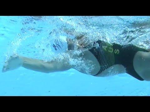 The Secret To Perfect Backstroke Technique