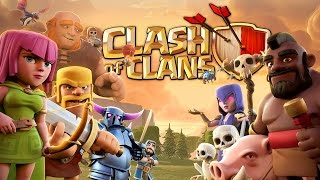Clash of Clans - Messing Around