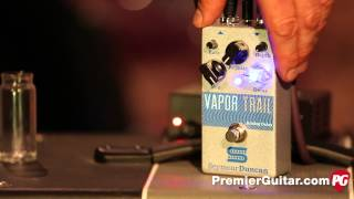 Review Demo - Seymour Duncan Vapor Trail