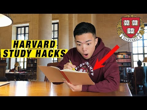 11 Harvard Study Tips Guaranteed to Get You Into Ivy League