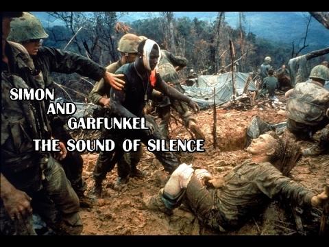 Simon And Garfunkel – The Sound Of Silence (Vietnam War)