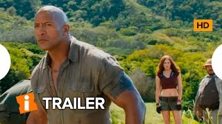 Jumanji 2 - Bem-vindo a Selva   Trailer  Dublado