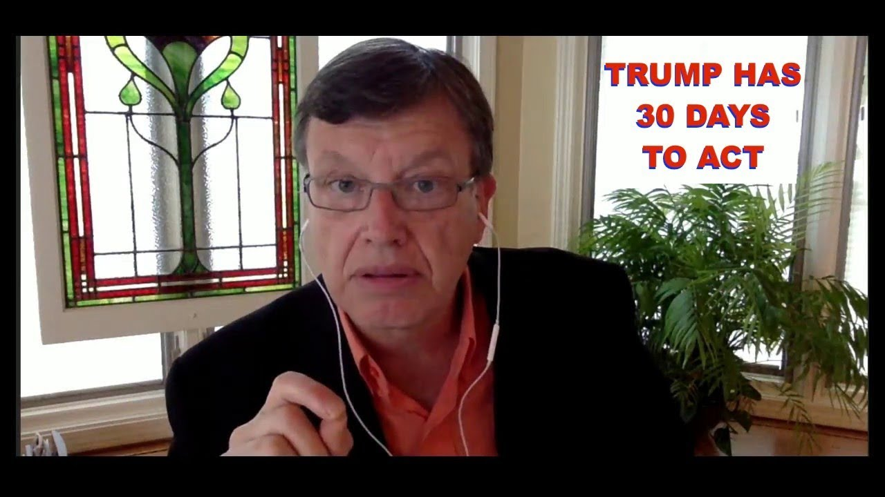 TRUMP Has 30 Days to Act | Dr. Dave Janda