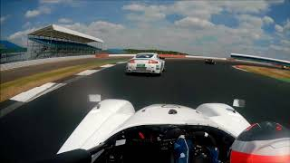 Radical SR1 Cup Test Silverstone GP - Track Day