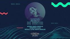 Elisa - Medo de Sentir (Lyric Video) | Festival da Canção 2020