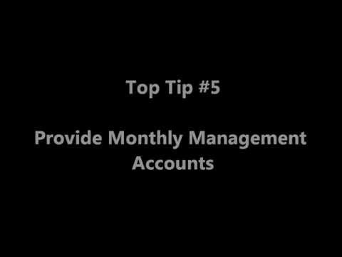 Top 5 Tips to Successful Bookkeeping