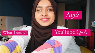 YouTube Q&A answering questions😃