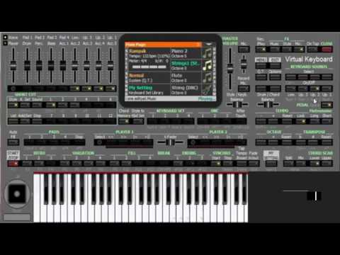 KORG PA4X Virtual Keyboard - Download Gratuito