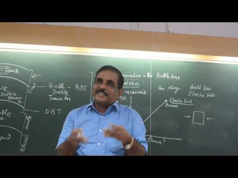 Ductile Structure Analysis_ Class_1 by Prof. T K Biswal, IIT Bombay