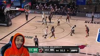 FlightReacts Celtics vs Miami Heat - Full ECF Game 6 Highlights | September 27, 2020 NBA Playoffs!