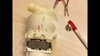 Ремонт ТЭНа посудомоечной машины Bosch SMV69T40RU(Подойдя к рубежу 3 летней ежедневной эксплуатации посудомоечная машина Bosch SMV69T40RU/59 нежданно-негаданно пере..., 2017-01-13T10:28:09.000Z)