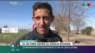 PESAR EN INSTITUTO POR LA MUERTE DEL CHULO RIVOIRA