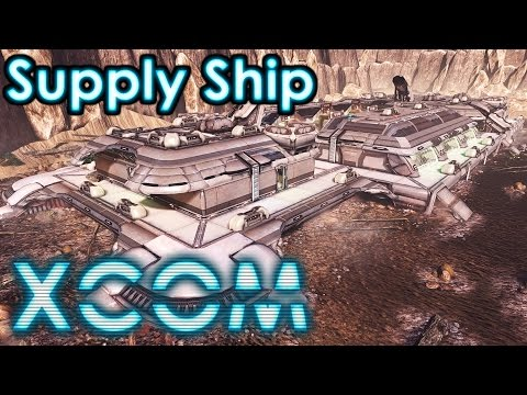 Supply Ship | XCOM Long War Impossible S2#88 (Part 1)