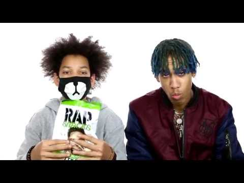 "Ayo & Teo Taste Tests Fetty Wap ""Rap Snacks"" Honey Jalapeno and Gives Honest Review"