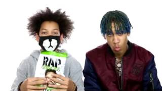 Fetty Wap Rap Snacks Honey Jalapeno Taste Test and Honest Review by Ayo & Teo Video