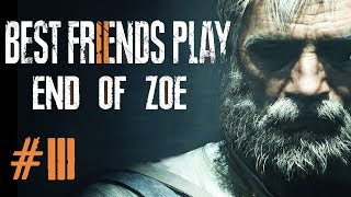 Two Best Friends Play Resident Evil 7 - End of Zoe (Part 3/3)