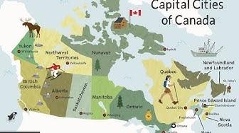 Провинции и города Канады: где поселиться.