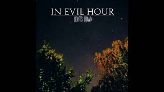 IN EVIL HOUR - We Are The Lost UK PUNK