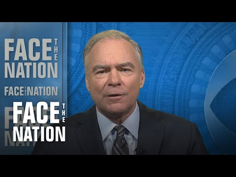 Face The Nation: Mike Lee, Tim Kaine, John Kerry