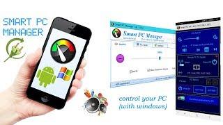 #0523 Smart PC Manager - kontrola komputera PC z Androida