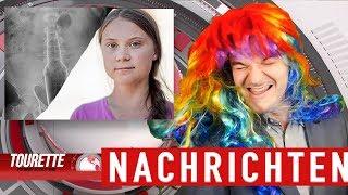 Tourette NEWS - Mit dem E-Scooter auf der Autobahn? Gisela fährt LKW? Gurken Meditation?!