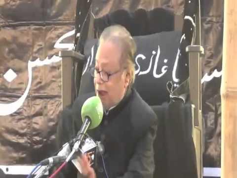 Majlis-e-Shahadat-e-Imam Ali (as) - Allama Talib Johri