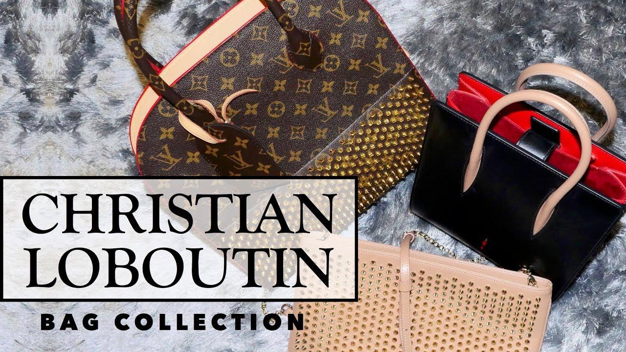 faeabb0eed My CHRISTIAN LOUBOUTIN Bag Collection | LUXURY FASHION | Sonal Maherali