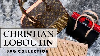 My CHRISTIAN LOUBOUTIN Bag Collection | LUXURY FASHION | Sonal Maherali