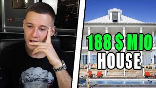 Inscope21 REAGIERT auf $188 MILLIONEN HAUS💰😱 ❘ Inscope21 Reaction
