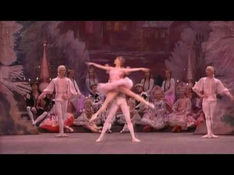Kirov ballet - Nutcracker - The Prince and the Sugarplum Fairy