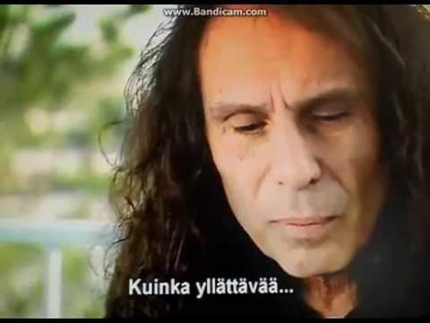 Ronnie James Dio talks about Rainbow Gig