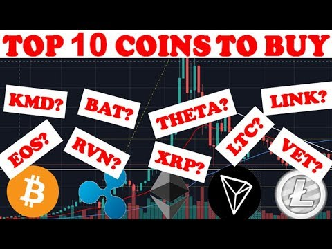 TOP 10 ALTCOINS TO BUY IN NOVEMBER! - Best Cryptocurrencies to Invest in 2019