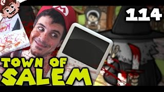 The Diabolical Serial Killer (The Derp Crew: Town of Salem - Part 114)